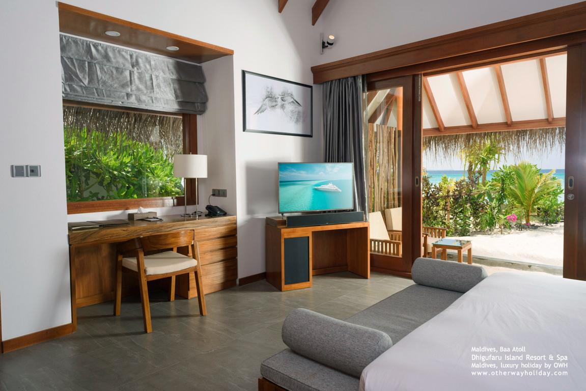 Dhigufaru Island Resort, Baa Atoll, Maldives_52 - Beach Villas