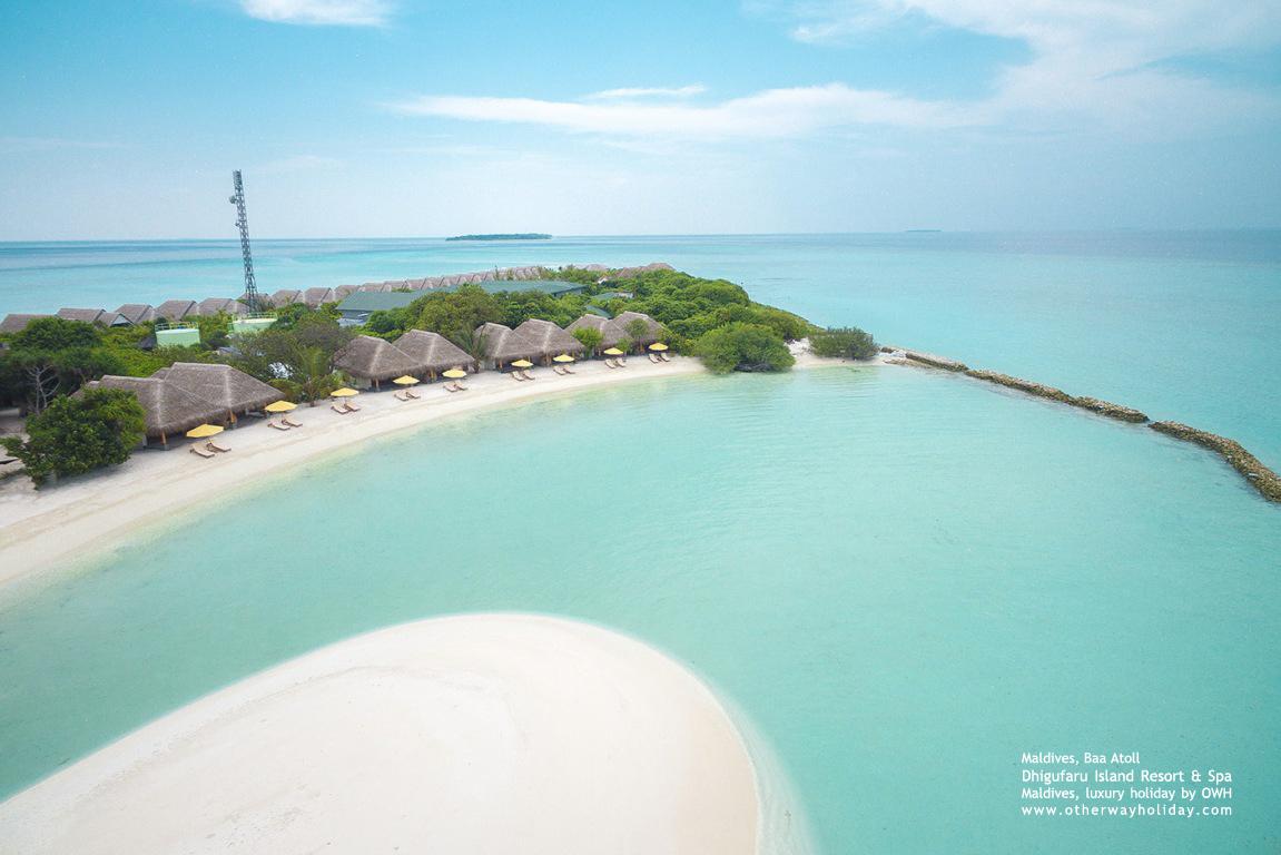 Dhigufaru Island Resort, Baa Atoll, Maldives