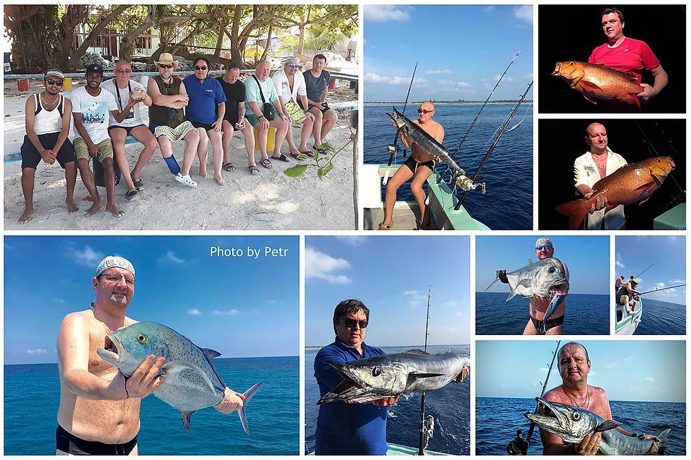 Maledivy - Rybolov