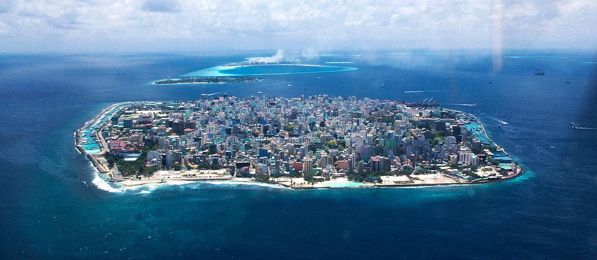 Stopover na Maledivách