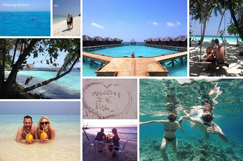 Maafushi, Gulhi a Fihalholi, Kaafu atol, Maledivy
