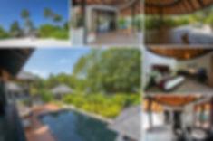 Sun Siyam Iru Fushi, Deluxe Beach Villa