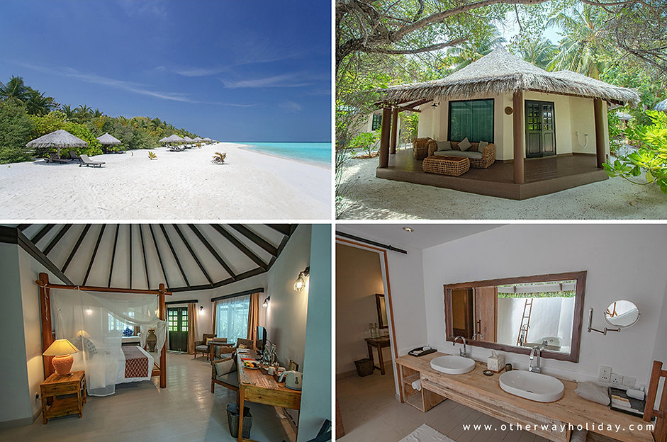 Kihaa Maldives, Reserve Beach Villa, Mal
