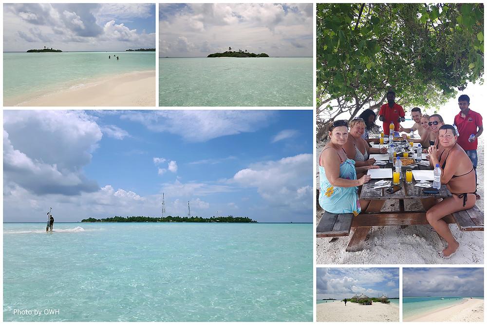 Rasdhoo, Madivaru a Madivaru Finolhu, Alif Alif atol, Maledivy