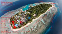 Pumeria Maldives, Thinadhoo, Vaavu