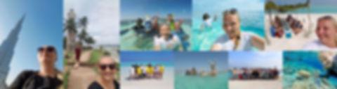 Cestuj s Lucií, poznávací zájezdy na Maledivy, Srí Lanka, Spojené arabské emiráty