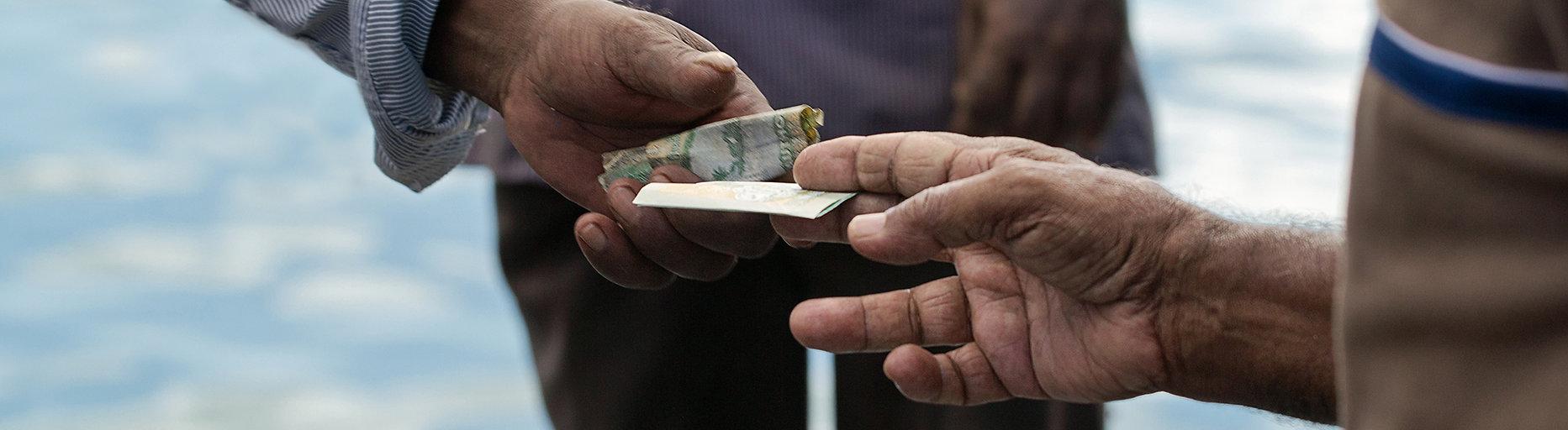 Maledivská měna, maledivské rufie.jpg