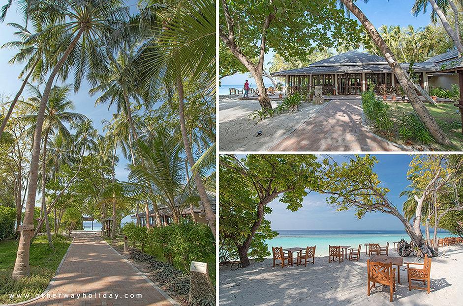 Royal Island Resort & Spa, Raabon'dhi, Baa atol, Male