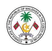 Honorární konzulát Maledivské republiky.