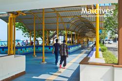 Flickr - Ibrahim Nasir International Airport, Departure Jetty (Ferry to Male'),