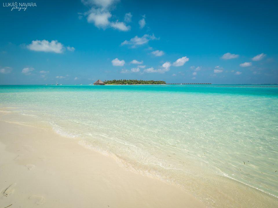 11. Dhiffushi, Maledivy