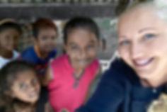Lucie Mohelníková, Fehendhoo, Maledivy