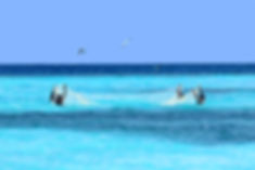 Net Fishing - lov do sítí na Maledivách