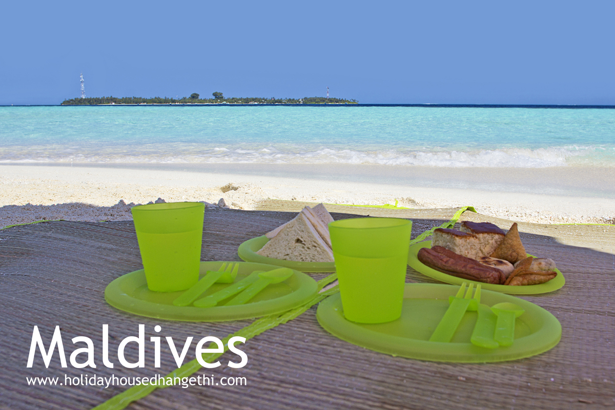Flickr - Picnic on Sand Bank, View to Dhangethi Island