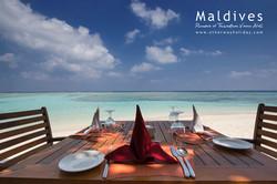Plumeria Maldives, Boutique, Vaavu Atoll, Maldives