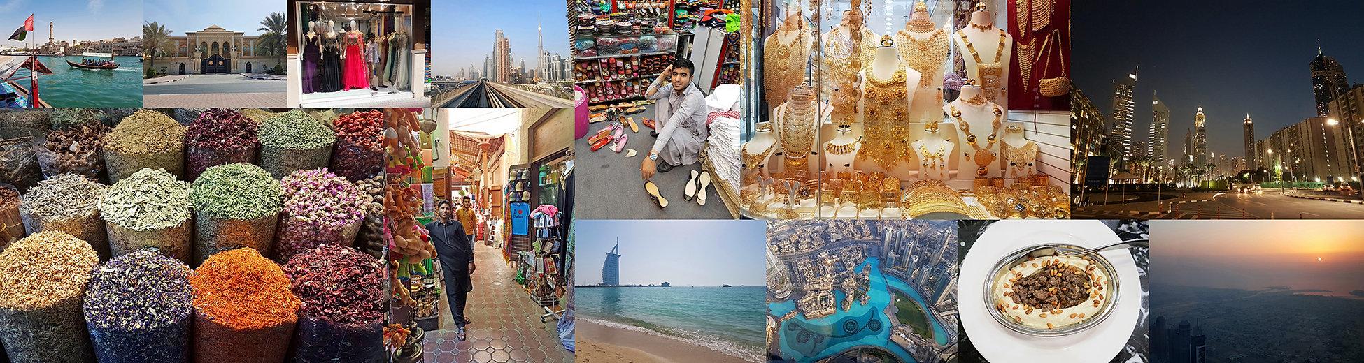 Poznávací zájezd Spojené arabské emiráty