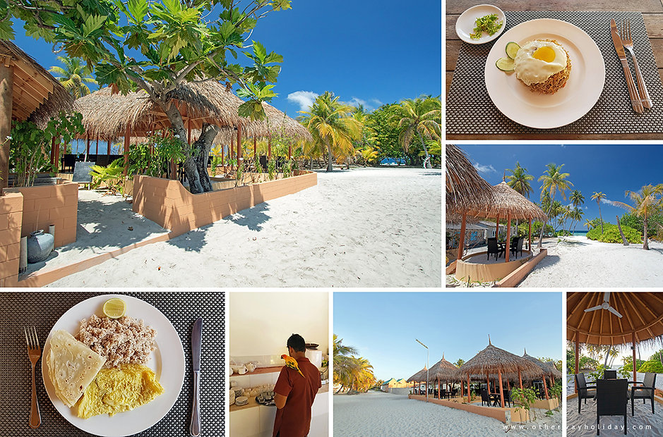 Lobster Grill Restaurant by Sabba Suites, Fodhdhoo, Maledivy