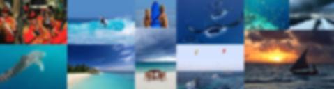Maledivy v létě