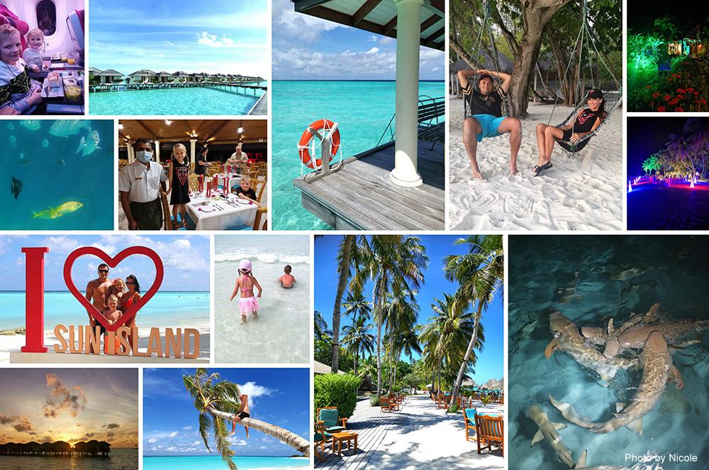 Sun Island Resort & Spa na Alif Dhaal atolu na Maledivách