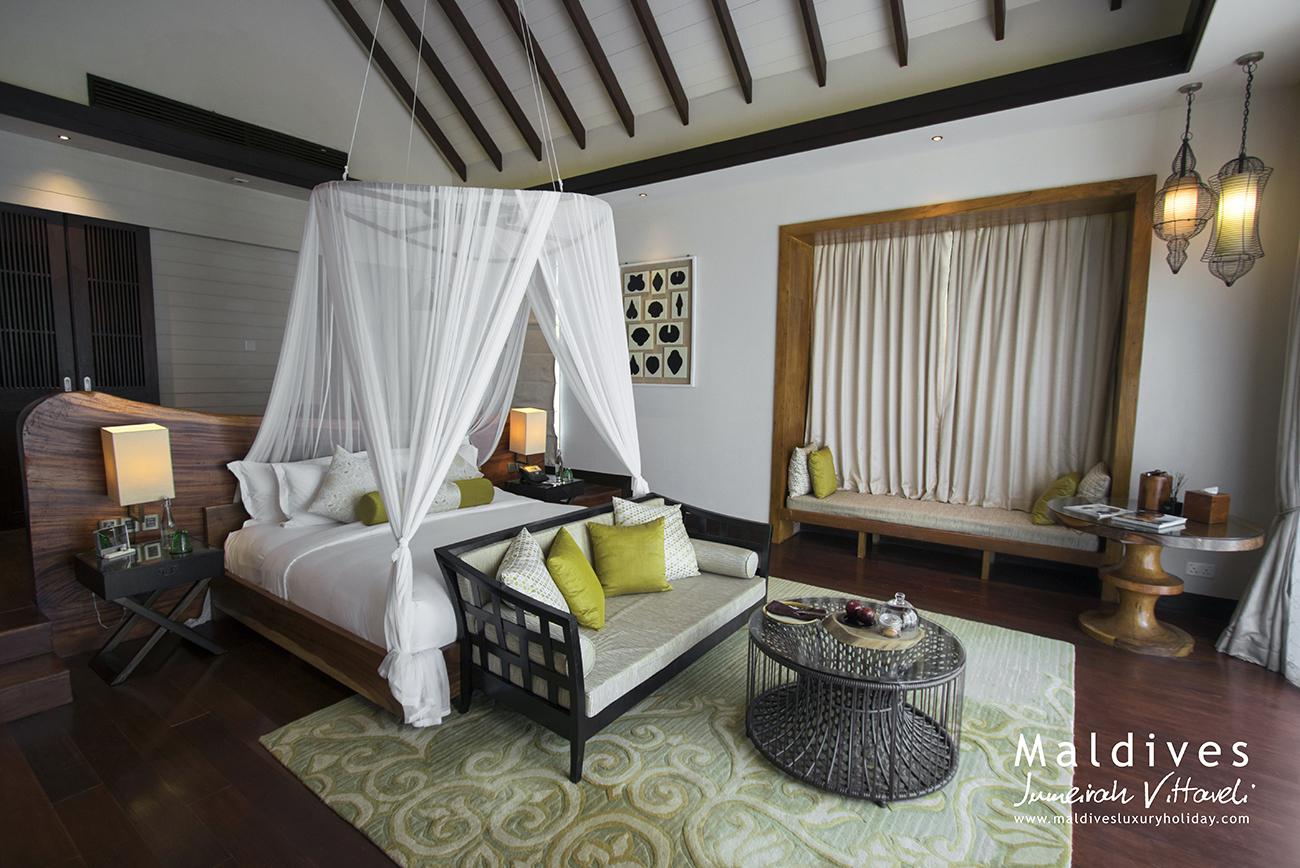 Villa s bazénem, Jumeirah Vittaveli