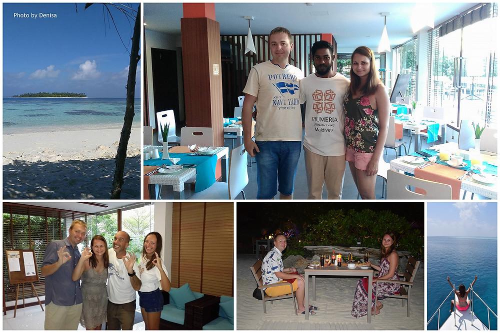 Plumria Maldives, Boutique, Thinadhoo, Vaavu atol, Maledivy