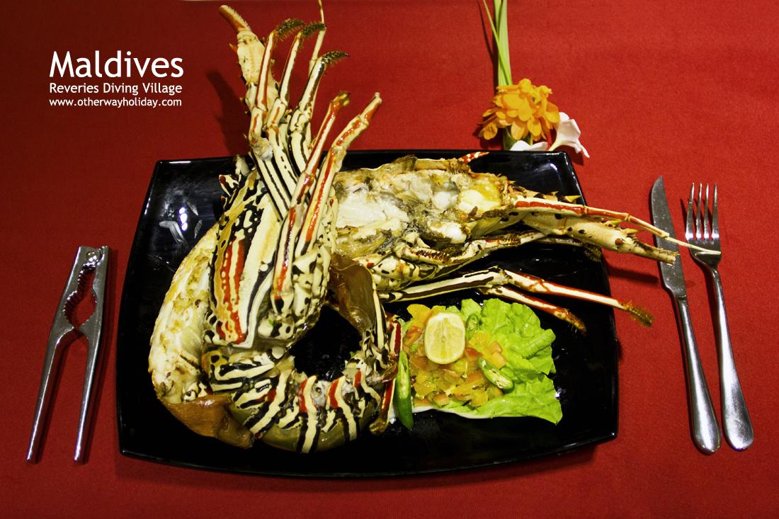 Flickr - Cuisine in Reveries Diving Village