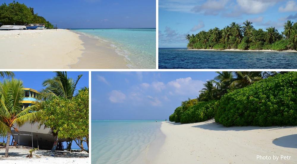 Thoddoo & Gulhi, Maledivy