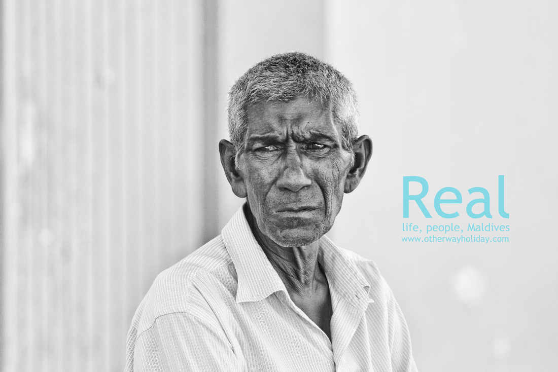 Real life, real people, real Maldives