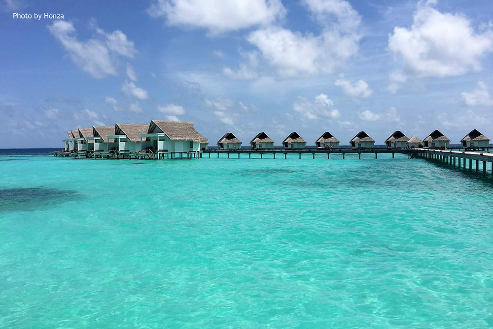 Maledivy - Centara Grand