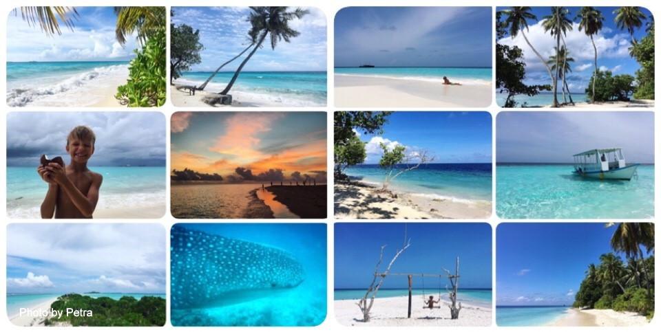 Alif Dhaal atol a ostrovy Hangnaameedhoo, Omadhoo a Dhigurah