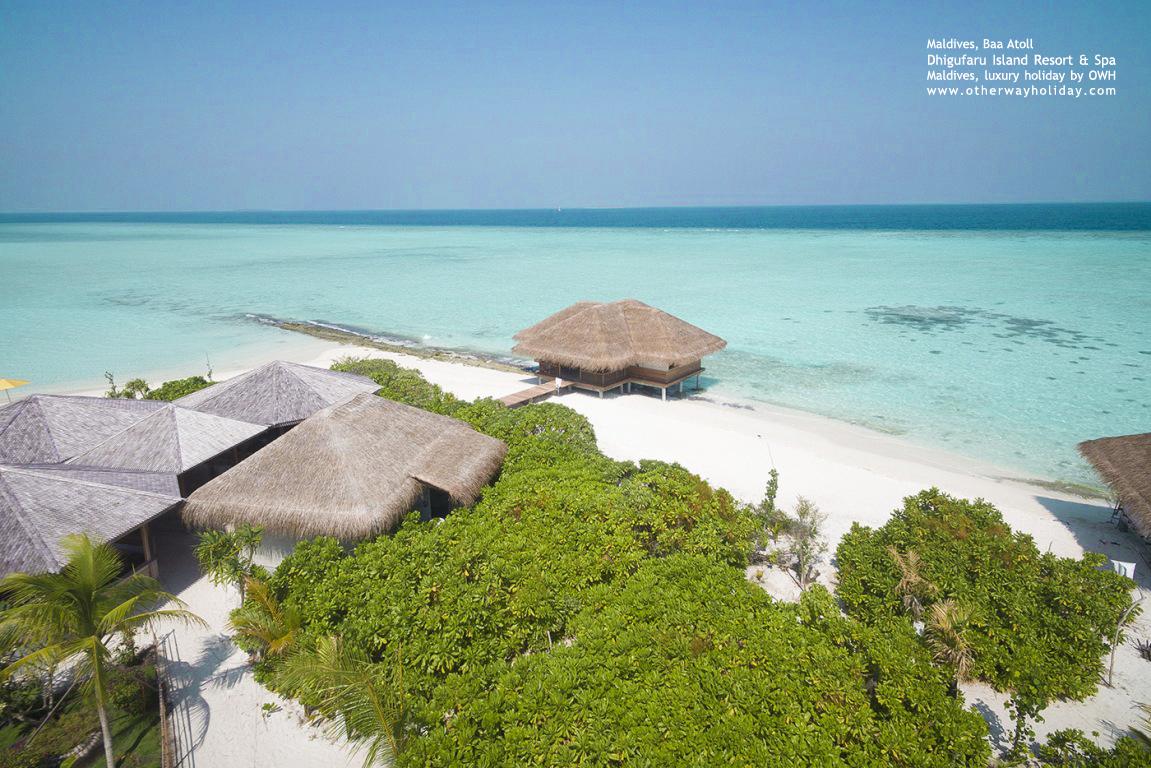 Dhigufaru Island Resort, Baa Atoll, Maldives - Kakuni Recreation Center at Aanu