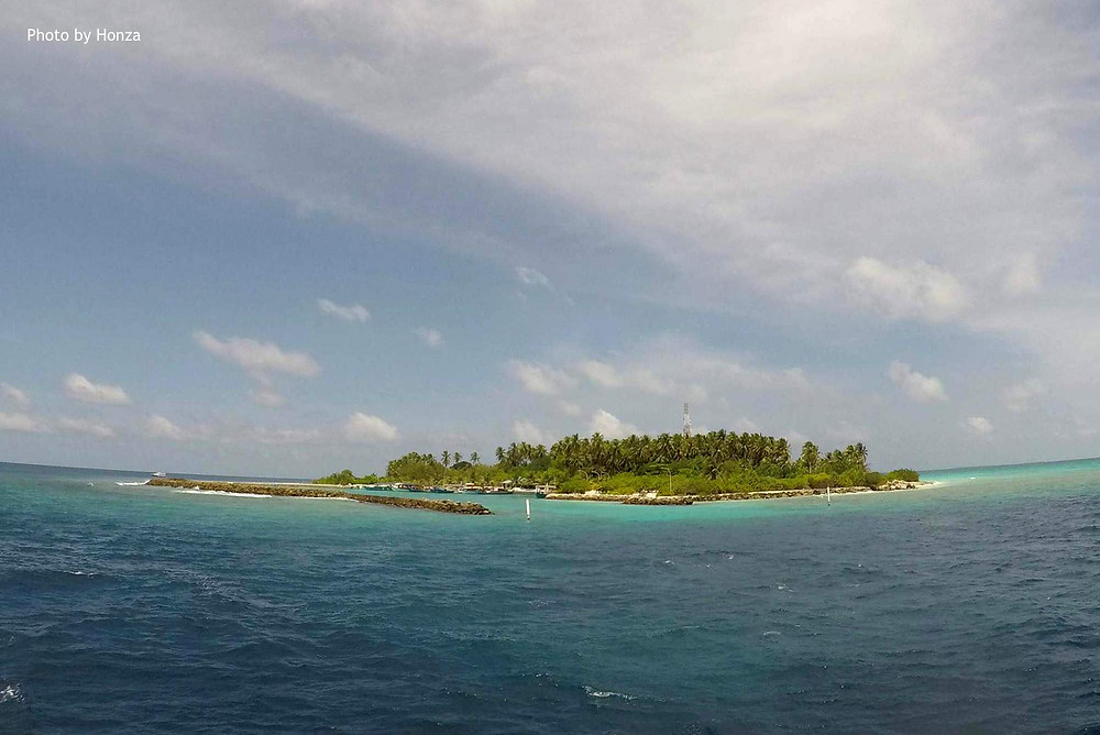 Maledivy - Dhigurah