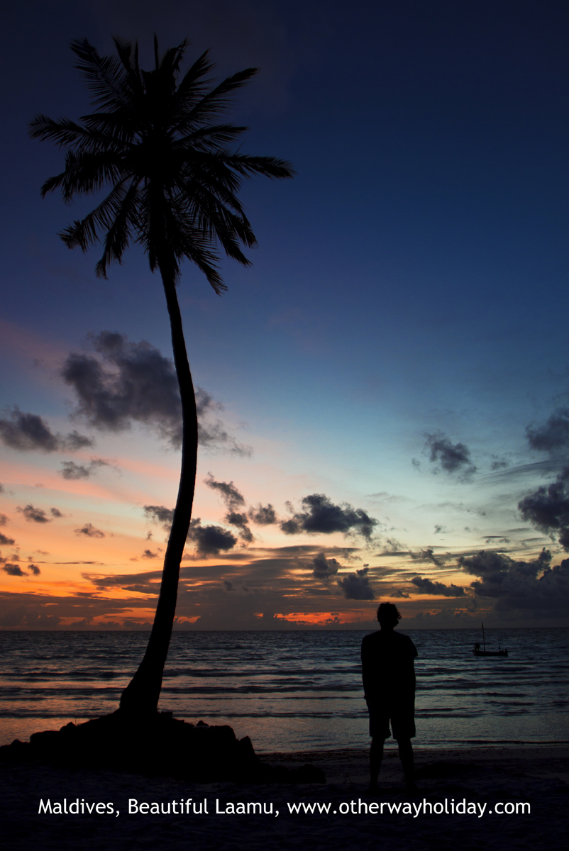 Flickr - Sunset at private beach