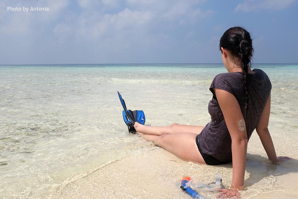 Thinadhoo, Vaavu atol, Maledivy