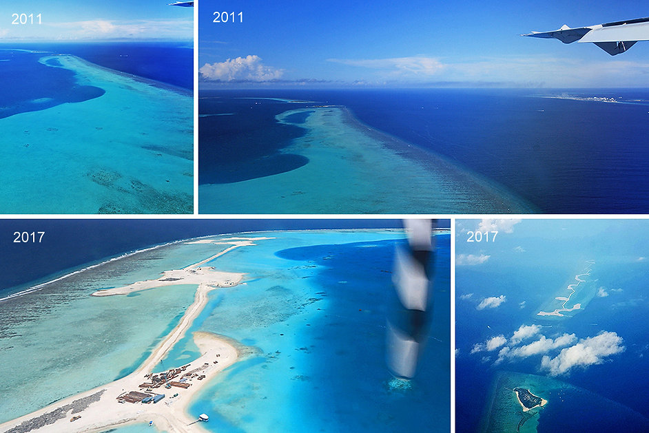Umělé ostrovy na Maledivách, Saii, Hard Rock
