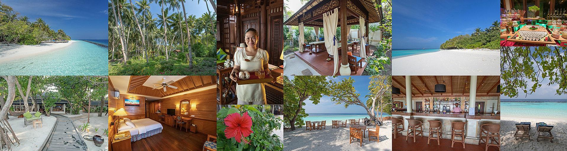 Royal Island Resort & Spa, Baa atol, Maledivy