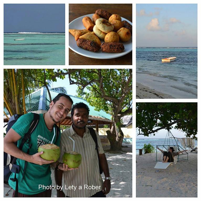 Maledivy, Dhangethi
