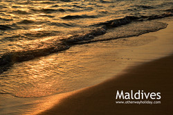 Flickr - Sunset at Rasdhoo Beach