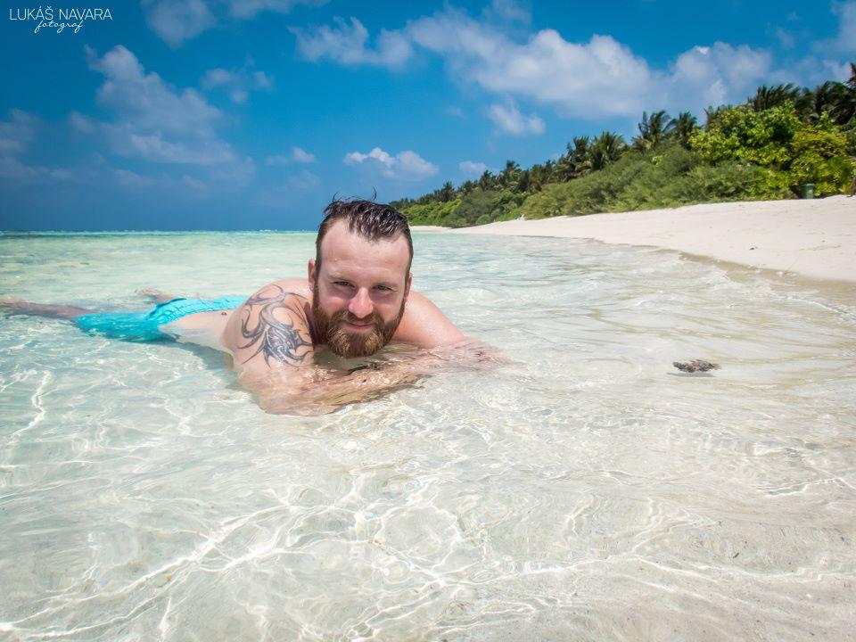 22. Thinadhoo, Maledivy