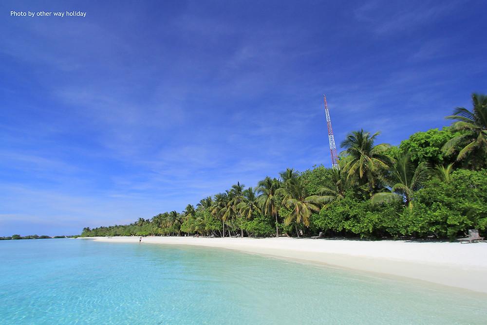 Paradise Island Resorts & Spa, Maledivy