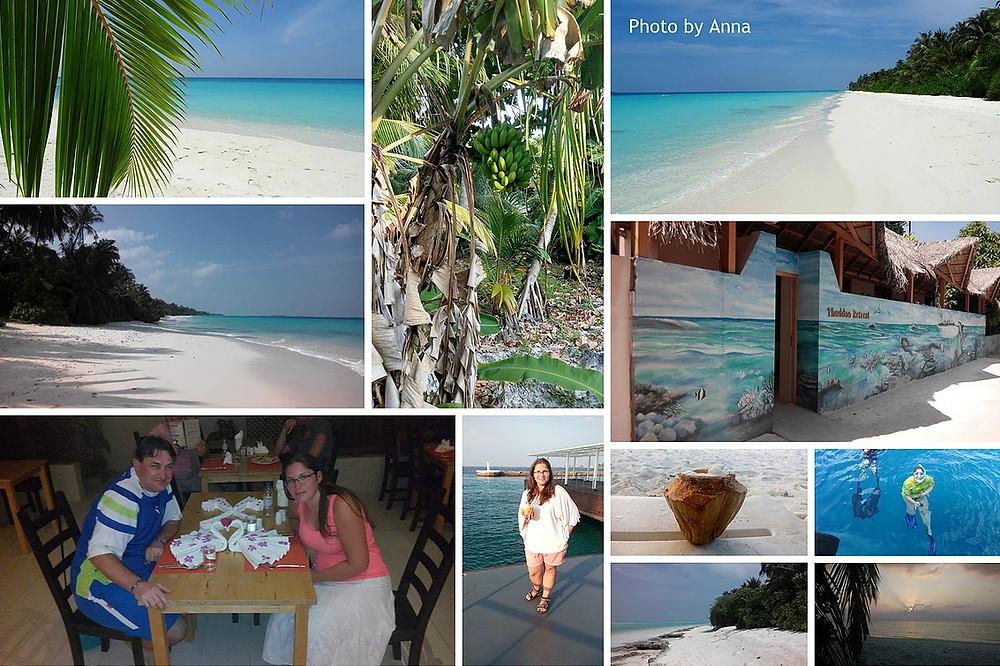 Dhigurah, & Thoddoo, Maledivy
