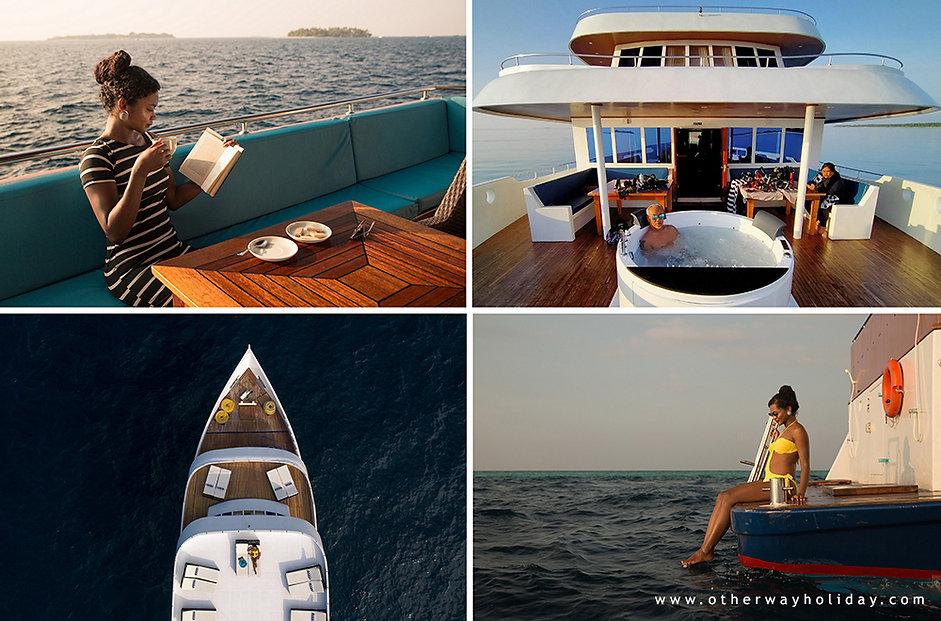 Maldives Explorer, relax, Maledivy