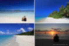 Pláže na Maledivách