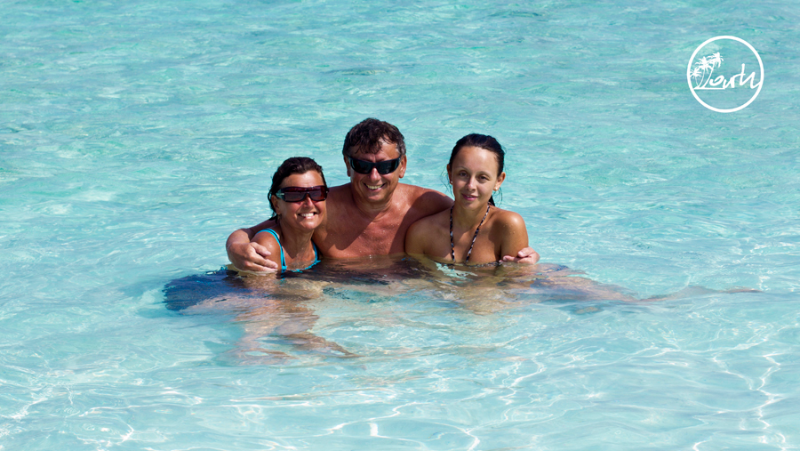 Maledivy, klienti CA other way holiday