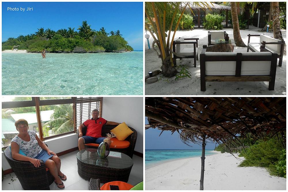 Plumeria Boutique, Thinadhoo, Maledivy