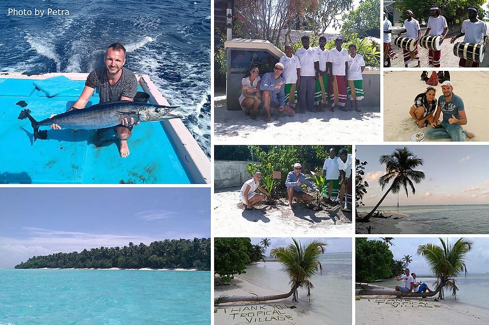 Rybolov, Fehendhoo, Goidhoo/Baa atol, Maledivy