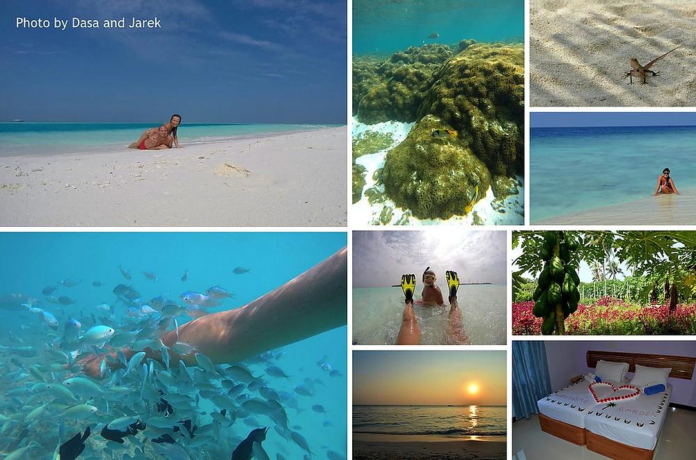 Thoddoo, Rasdhoo, Ukulhas, Hulhumale, Maledivy