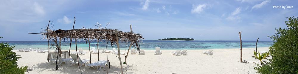 Plumeria Sea View, Thinadhoo, Vaavu atol, Maledivy