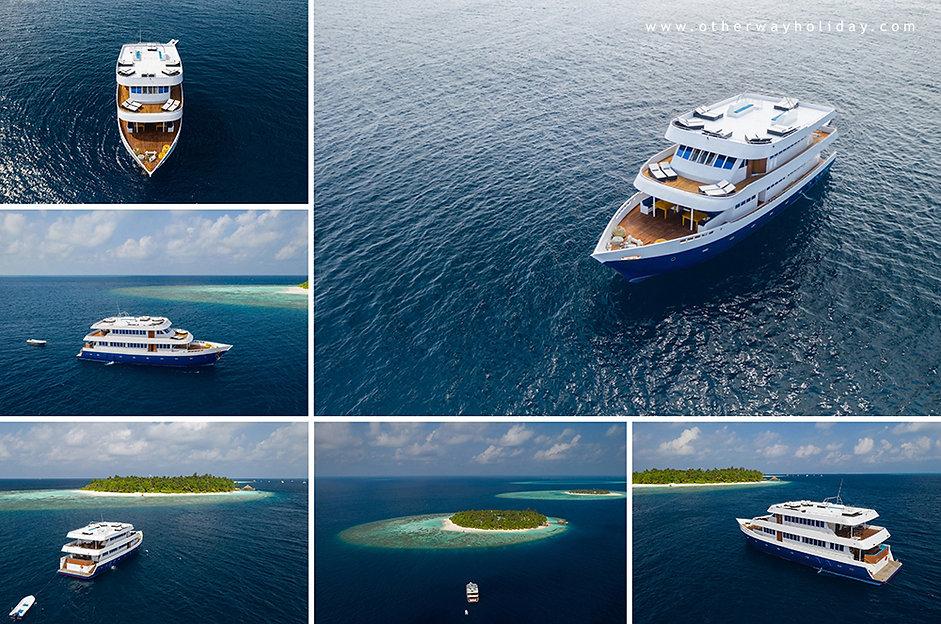 Maldives Explorer, Maledivy