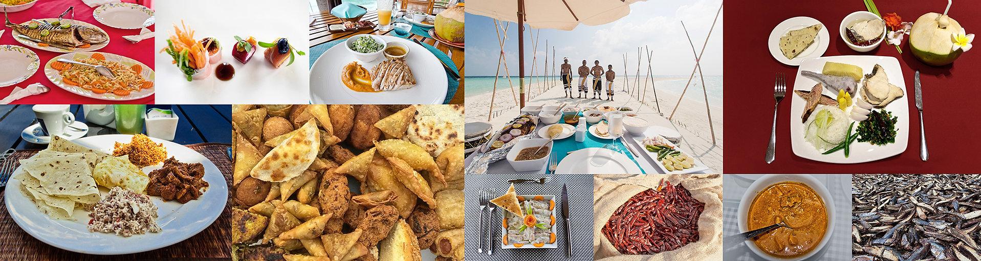 Maledivská kuchyně aneb Chuť Malediv